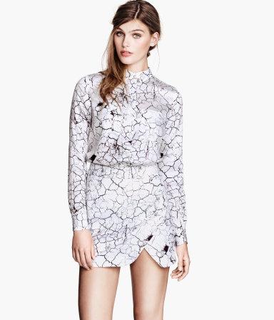 Skirt -H&M ($49.95)